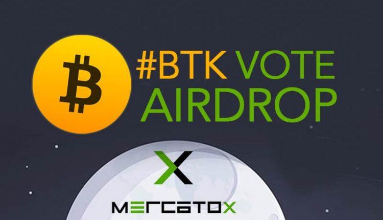 BTK-airdrop