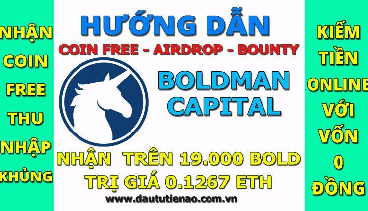 Coin free – BOLDMAN